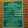 Аптека Воробьевы горы
