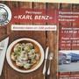 фото Ресторан Karl Benz 1