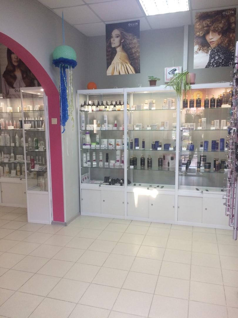 магазин профессиональной косметики невский