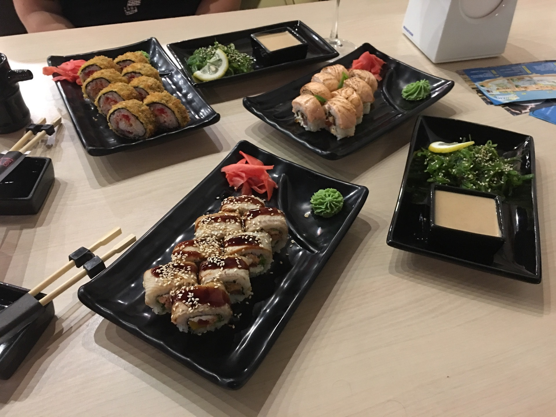 фото кухни суши на вынос недоверчивые