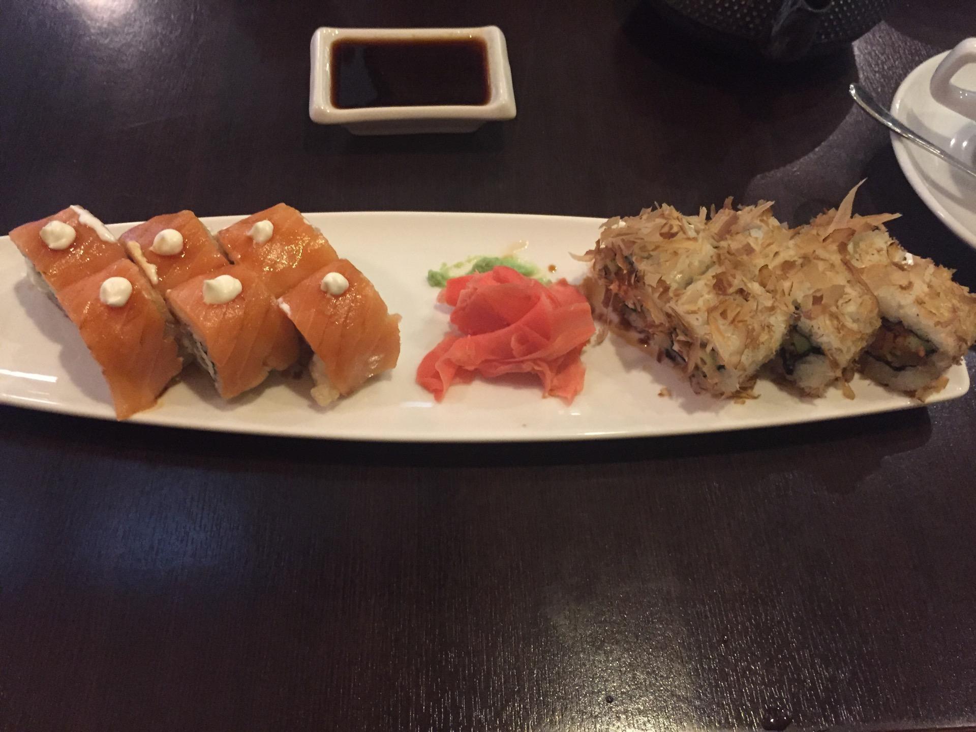 Фото кухни суши на вынос