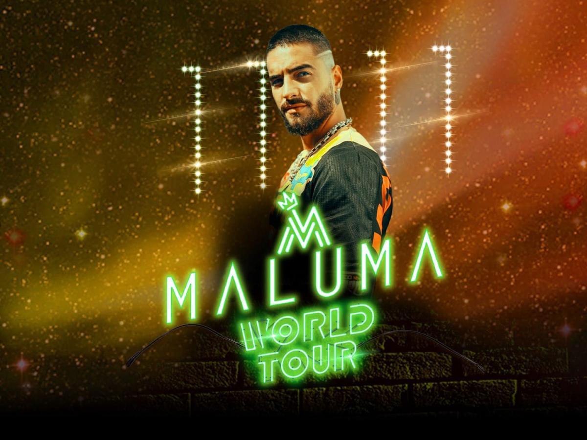 Resultado de imagen de maluma barcelona 2019