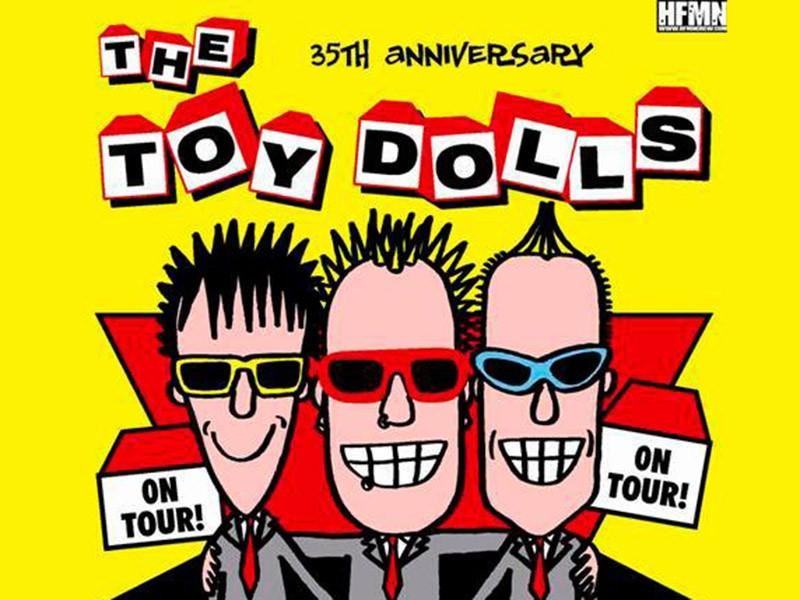 Resultado de imagen de The Toy Dolls
