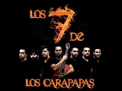 Imagen de Los 7 de los Carapapas