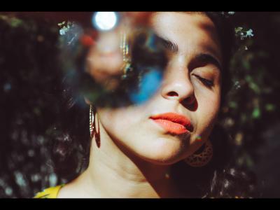 Foto de Silvana Estrada