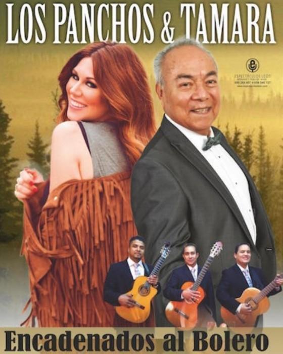 Concierto de los panchos y tamara en madrid comprar entradas Atrapalo conciertos madrid