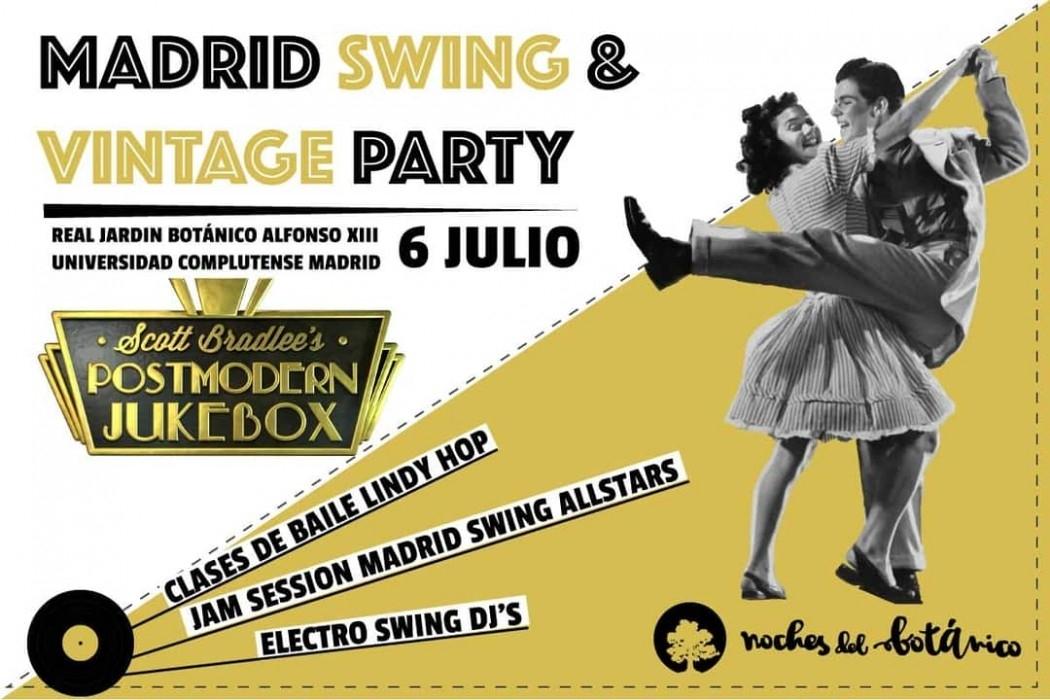 Concierto de postmodern jukebox en madrid comprar entradas for Jardin botanico madrid conciertos