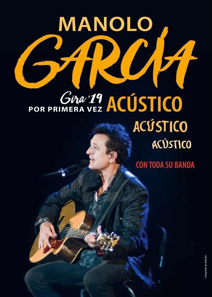 El concierto será el sábado día 6 en la Plaza de Toros