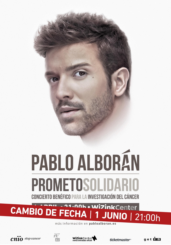 Concierto De Pablo Alborán En Madrid Comprar Entradas