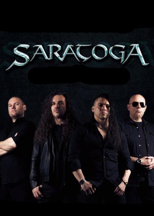 Cartel de Concierto de Saratoga en Granada