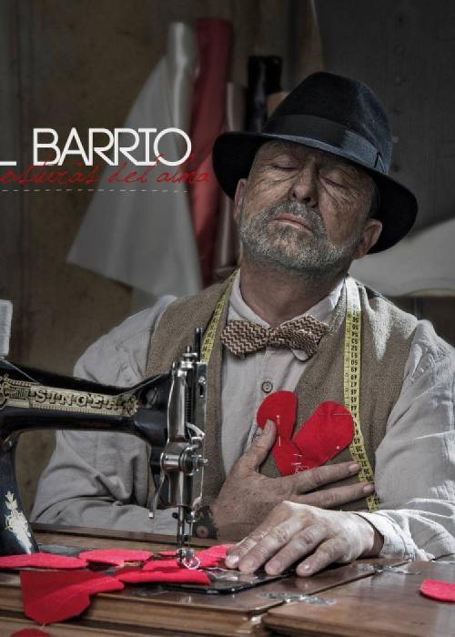 Cartel de Concierto de El Barrio en Granada