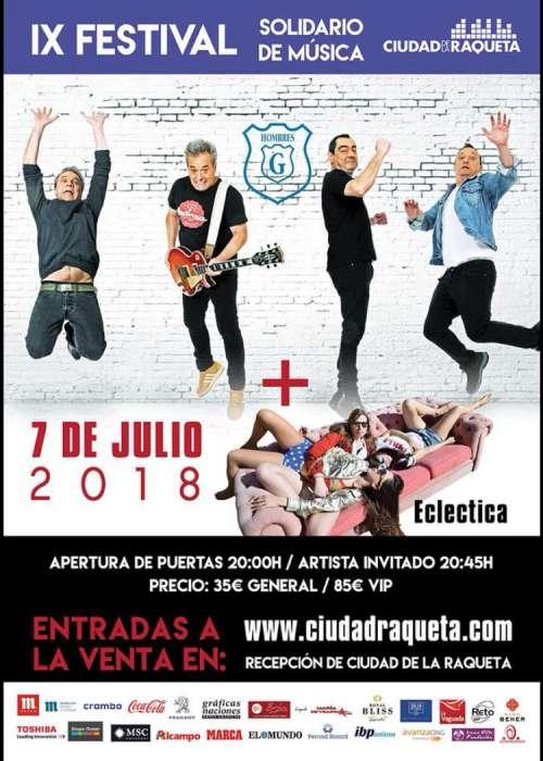 Concierto de hombres g en madrid comprar entradas for Conciertos madrid hoy