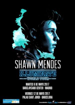 Concierto de Shawn Mendes en Barcelona
