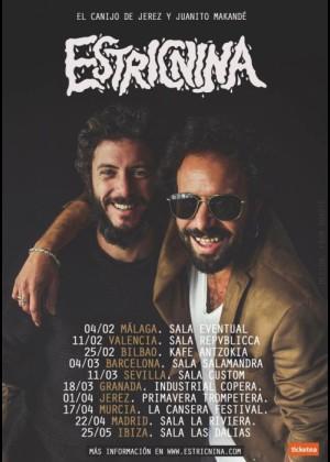 Concierto de Estricnina en Madrid