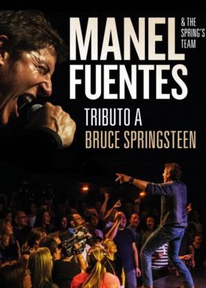 Concierto de Manel Fuentes en Barcelona