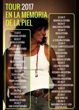 Concierto de Rosana en Jerez de la Frontera