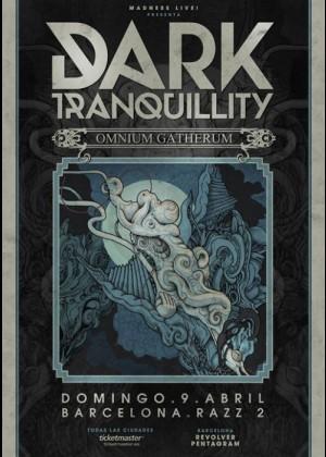 Concierto de Dark Tranquillity en Barcelona