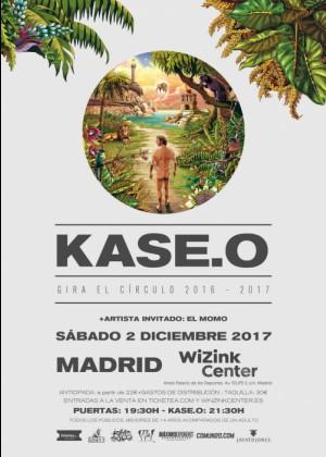 Concierto de Kase.O en Madrid