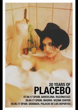 Concierto de Placebo en Granada