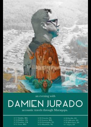 Concierto de Damien Jurado en Sevilla