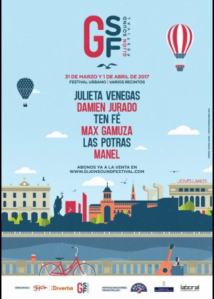 Gijón Sound Festival 2017