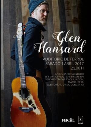 Concierto de Glen Hansard en Ferrol