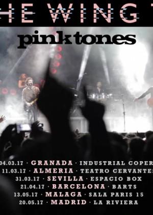 Concierto de Pink Tones en Barcelona
