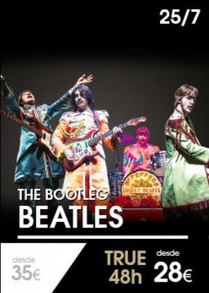 Concierto de The Bootleg Beatles en Marbella