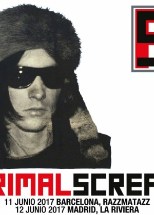 Concierto de Primal Scream en Madrid