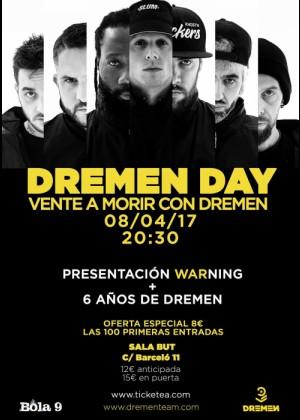Concierto de Dremen en Madrid