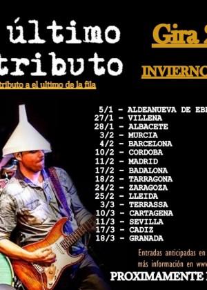 Concierto de El Último Tributo en Barcelona