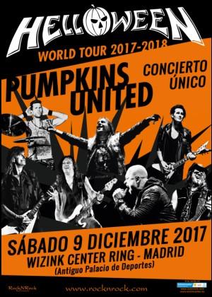 Concierto de Helloween en Madrid
