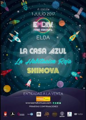 EMDIV Music Festival 2017