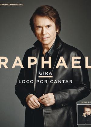 Concierto de Raphael en Valladolid