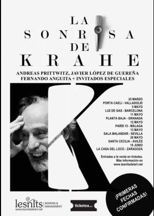 Concierto de La Sonrisa de Krahe en Sevilla