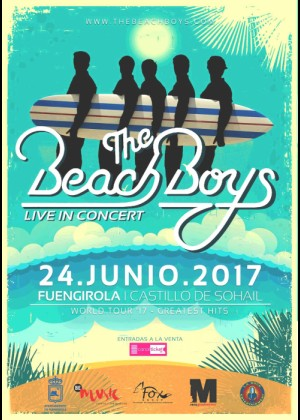 Concierto de The Beach Boys en Fuengirola