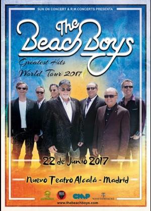 Concierto de The Beach Boys en Madrid