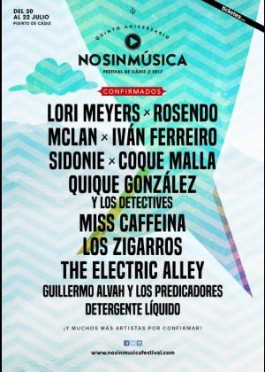 No Sin Música Festival 2017