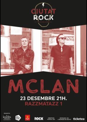 Concierto de M Clan en Barcelona