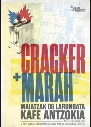 Concierto de Cracker y Marah en Bilbao