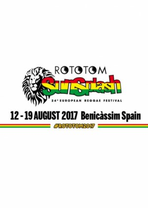Cartel de Rototom Sunsplash 2017