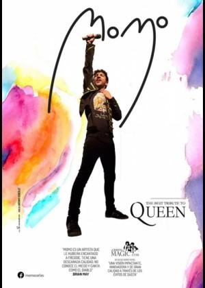 """Concierto de Momo """"The Best Tribute to Queen"""" en Terrassa"""