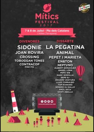 Mítics Festival 2017