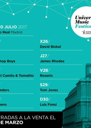 Concierto de James Rhodes en Madrid