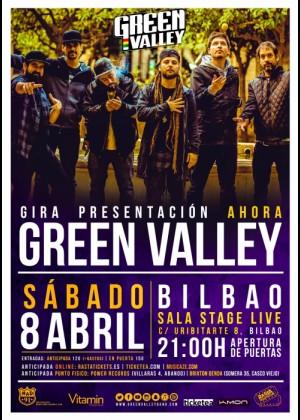 Concierto de Green Valley en Bilbao