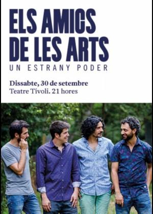 Concierto de Els Amics de les Arts en Barcelona
