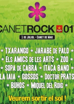 Canet Rock 2017