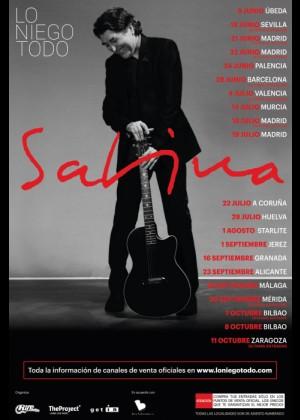 Concierto de Joaquín Sabina en Granada