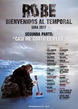 Concierto de Robe Iniesta en Albacete