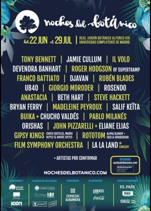 Concierto de Devendra Banhart en Madrid